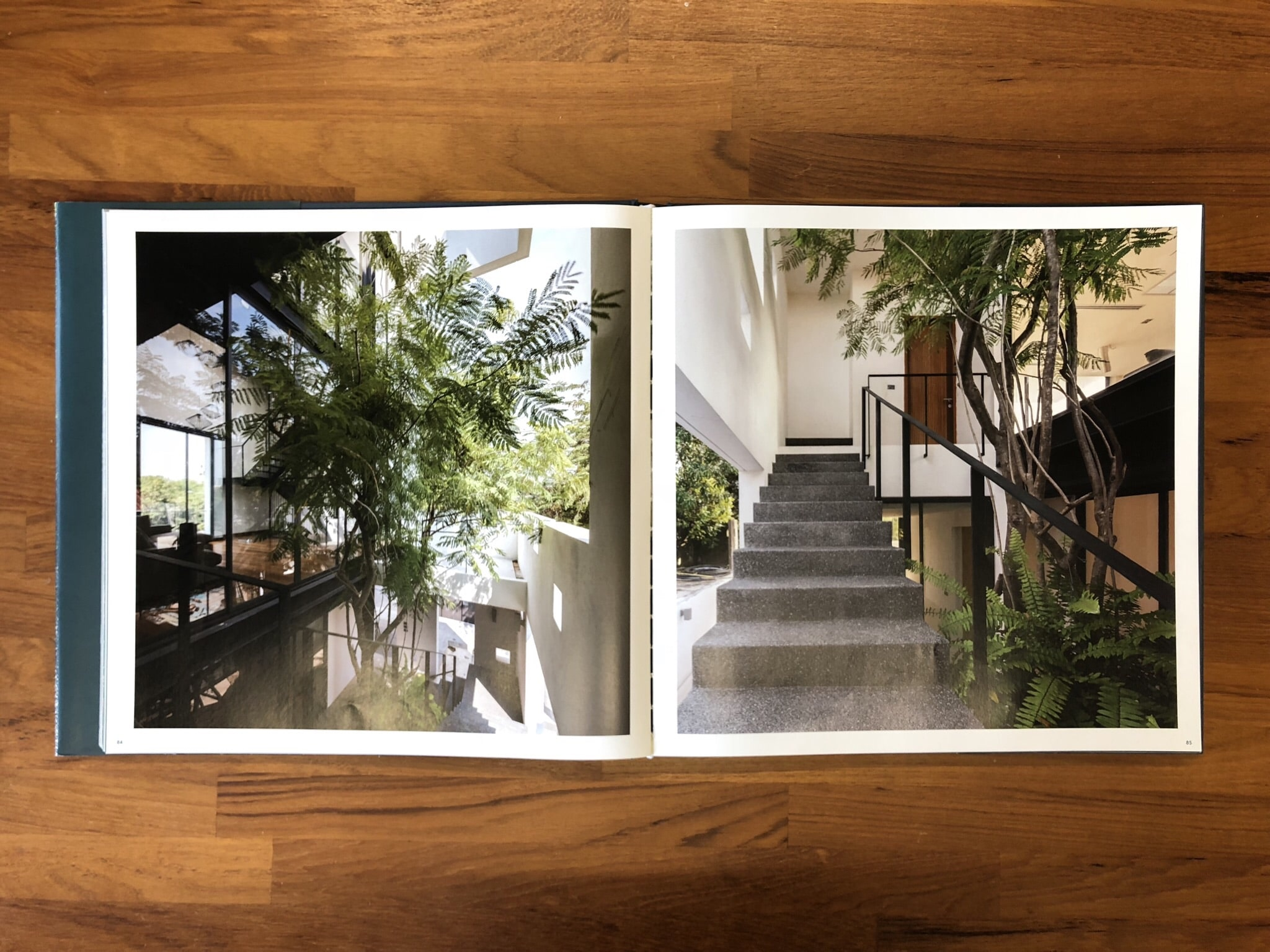 Aperture House Featured In House By Thai Architects 2